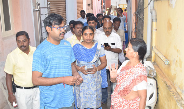 Coimbatore City Municipal Corporation -:- iNET Collection