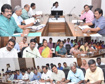 Meeting reg - Swachh Survekshan 2018