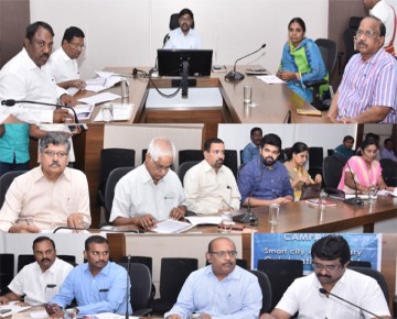 Proposed wards delimitation meeting - Collectorate