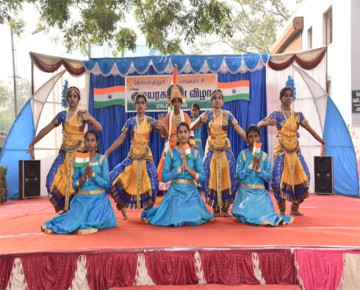 Republic day celebration photos