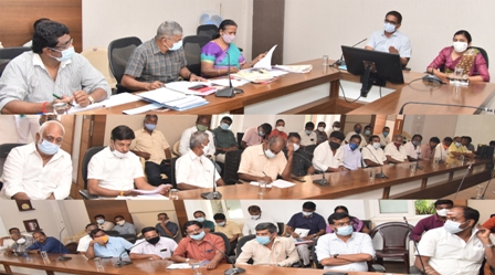 commissioner meeting photo 12022021