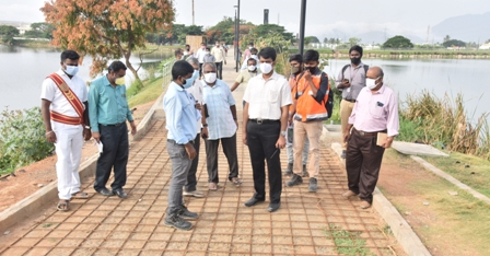 commissioner inspection photo 23.06.21
