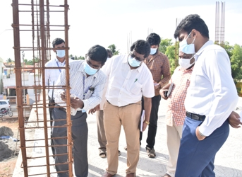 commissioner inspection photo-(28.06.21)