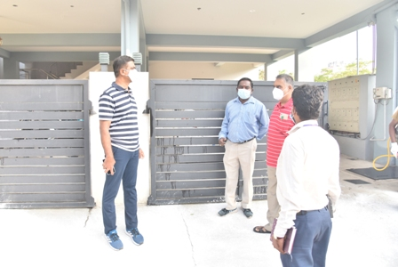 commissioner inspection photo 8