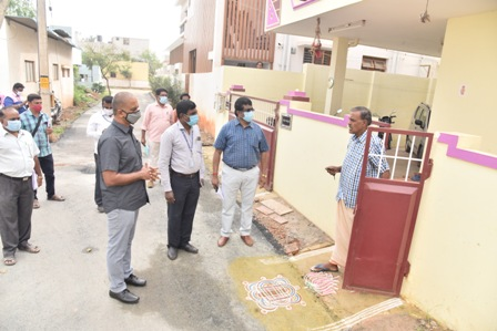 commissioner inspection photo 26122020