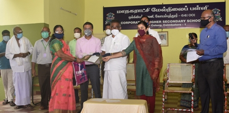 commissioner function photo