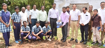 corporation Commissioner - Environment day Function(05.06.2019)