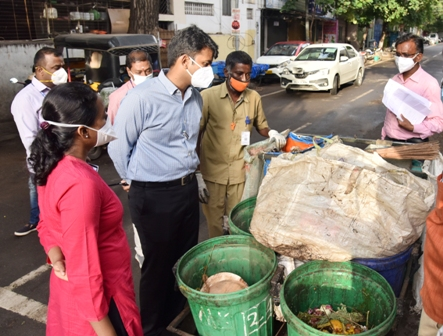 commissioner inspection photo 15.06.21