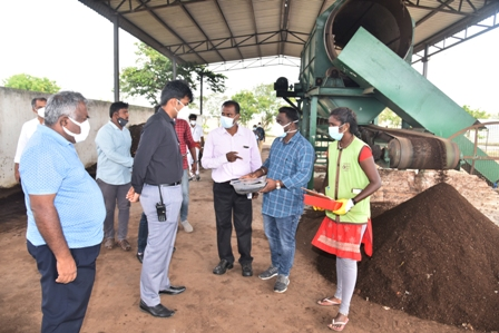(17.06.21)commissioner inspection photo