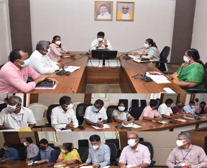 commissioner meeting photo 14.06.21