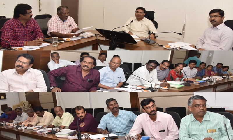 water supply meeting photo